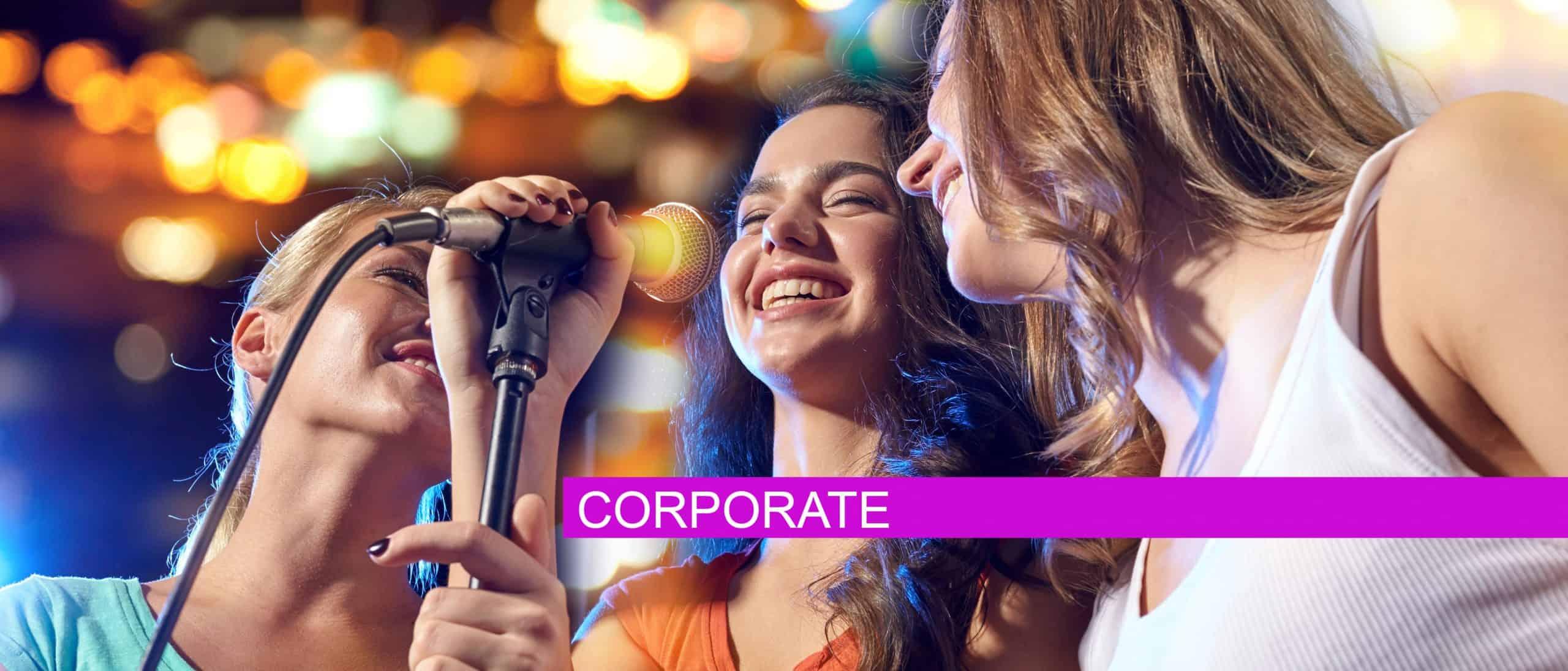 corporate karaoke parties edmonton